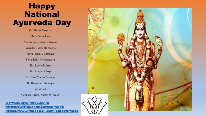 3rd Ayurvedic Day